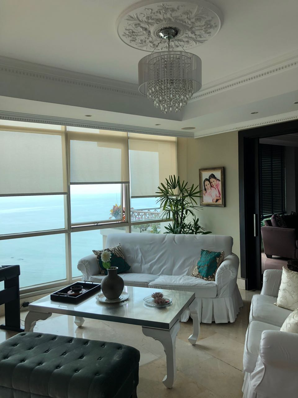 Spacious apartment for sale at the exclusive Pacific Point, Punta ...